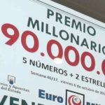 Los mayores premios del Euromillones